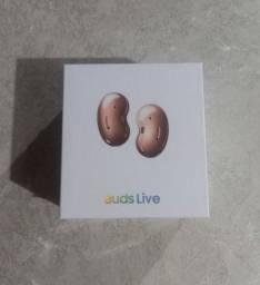 Título do anúncio: Fone Galaxy Buds Live caixa lacrada