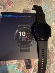 Título do anúncio: Smartwatch Honor watch magic 2