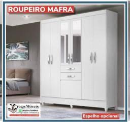Título do anúncio: Guarda Roupa Mafra com espelho em Promoção- entrega grátis .