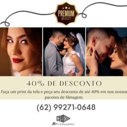Título do anúncio: Filme de Casamento
