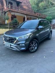 Hyundai Creta Pulse Plus 2019 único dono