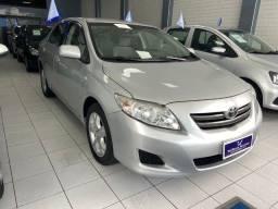 Título do anúncio: Toyota Corolla GLI 1.8 2011