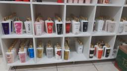 Perfumes e cremes VAREJO E ATACADO