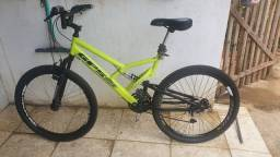 Título do anúncio: Bicicleta Aro 26 Full Suspensão