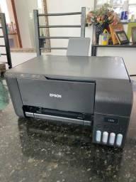 Título do anúncio: Impressora Epson L3110 jato de tinta SEMI-NOVA