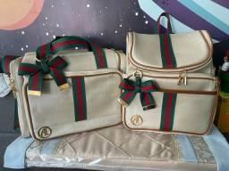 Título do anúncio: Kit bolsa maternidade de luxo