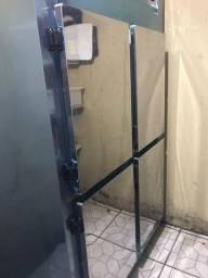 Título do anúncio: Geladeira Industrial Inox 4 portas