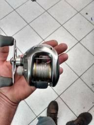 Carretilha de pesca Shimano curado