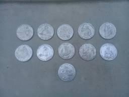 Título do anúncio: Star Wars moedas