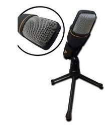 Microfone Sf 666 Omnidirecional Condenser