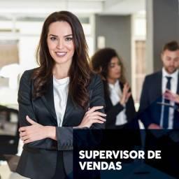 Título do anúncio: Supervisor de vendas