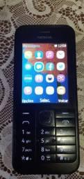 Título do anúncio: Celular Nokia Asha220 Dual Chip