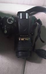 Título do anúncio: Nikon D3200