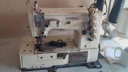 Maquina de costura cobertura Kansai