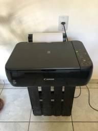 Multifuncional Canon Mp 280 Pixma Impressora Scanner Copiadora
