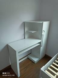 Título do anúncio: mesa para computador com espaço multiuso