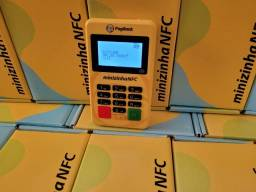 Título do anúncio: Maquininha de Cartão Minizinha NFC (bluetooth)