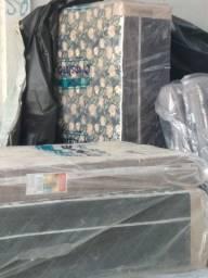 Título do anúncio: Cama box casal 10cm de espuma mega promoção 399,99 entrega grátis