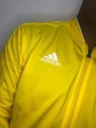 Jaqueta Adidas Amarela Original
