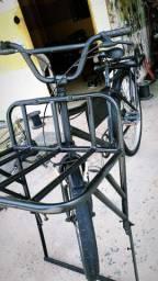 Bicicleta de carga semi nova!