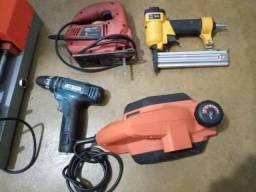 Combo de ferramentas