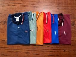 Camisa Gola Polo Masculina Cores variadas ÓTIMA QUALIDADE promoção a pronta entrega