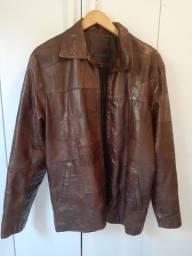 Título do anúncio: Jaqueta couro legítimo