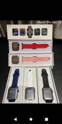 Relógios digitais (smart whatch- iwo 13)