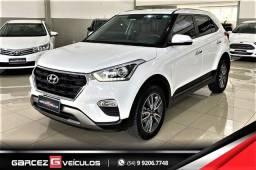 Título do anúncio: Hyundai Creta Prestige 2.0 Flex Automática Única Dona Revisada Top de Linha