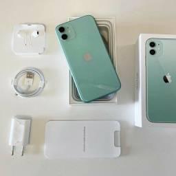 iPhone 11 VERDE Green 64GB edição especial