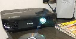 Título do anúncio: Projetor Epson S12+
