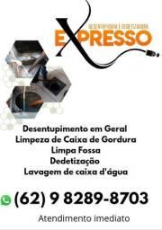 Título do anúncio: !%@$@ desentupidora emergencial @^@%@
