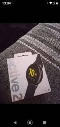 Relógio Samsung Galaxy smartwatch active 2