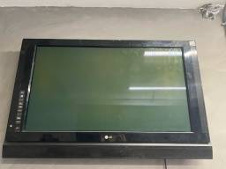 Título do anúncio: Vendo tv de plasma 45 polegadas