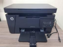 Impressora hp laser jet pro m125a
