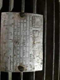 Título do anúncio: Motor 4 cv/220 e 380 volts
