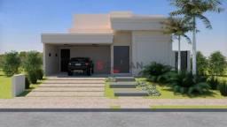 Casa com 3 dormitórios à venda, 163 m² por R$ 1.050.000,00 - Loteamento Residencial e Come