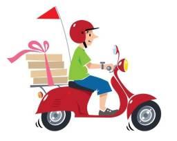 Título do anúncio: Vagas para motoboys, com moto. Para ambos os sexos. Inicio imediato. (Chapecó)