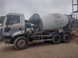 Título do anúncio: Caminhão betoneira 2013 Ford cargo 2629
