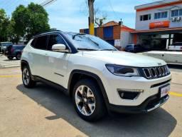 Título do anúncio: Jeep Compass Limited 2018 com Teto Solar