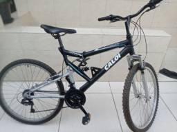 Bike Caloi alumínio.