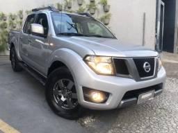 Título do anúncio: Nissan Frontier Attack 2.5 Manual 4x2 2014