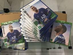 Título do anúncio: FIFA 22 PS5 e XBOX SERIES X