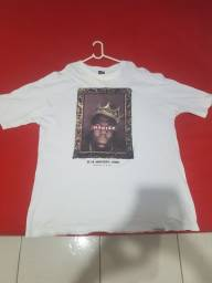 Camisa wanted Branca