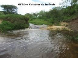 Sítio 45.000 m2 lindo Riacho, mina d´água, poço, 2 Lagos Ref. 157 Silva Corretor