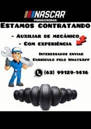 Título do anúncio: Vaga para Auxiliar de Mecânico