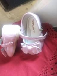 Sapatinho fechado de bebê