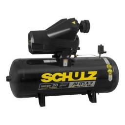 Título do anúncio: Compressor MCSV 20 / 200lt Audaz - Schulz