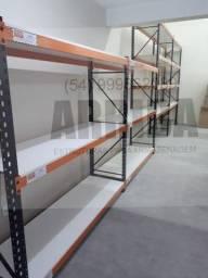 Título do anúncio: Fabricamos prateleiras porta palete pallet longarina gôndolas