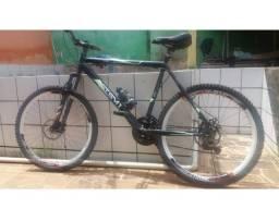 bicicleta gts work